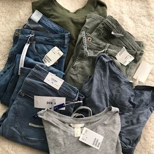 H & M bundle, xl